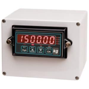 Wallbox for panel meter intuitive4