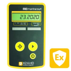 X24-HD ATEX Wireless Portable Display