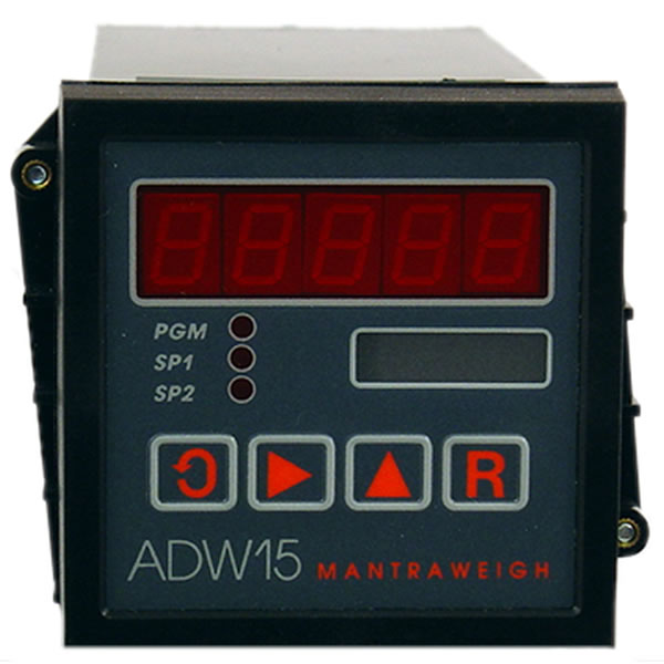 ADW15 Load Cell Panel Meter