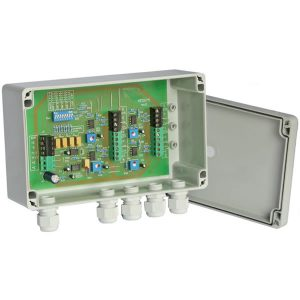 AMLJBA Active Load Cell Junction Box