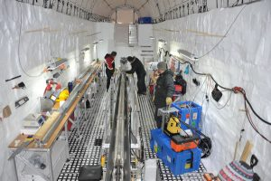 Antarctic Deep Ice Core Drilling Application