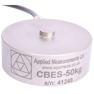 CBES Low Profile Button Load Cell