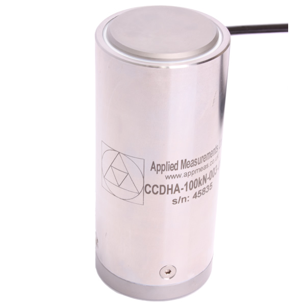 CCDHA High Accuracy Column Compression Load Cell