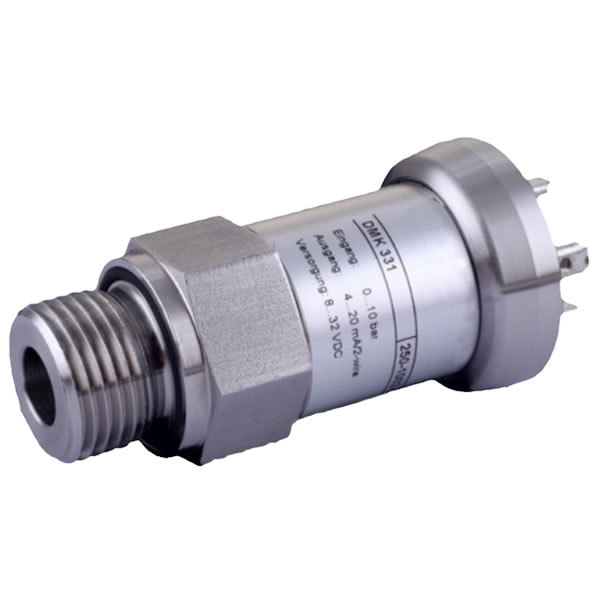 DMK 331 Aggressive Media Pressure Transmitter