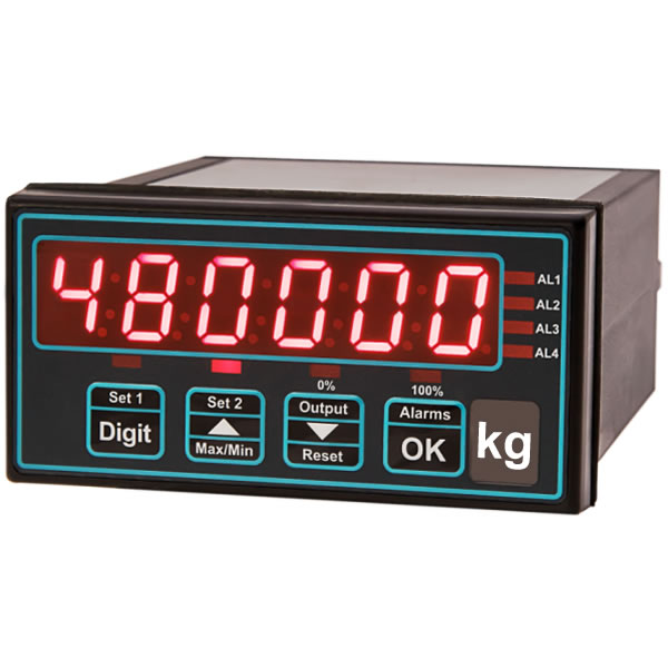 Intuitive2-L Load Cell Digital Indicator
