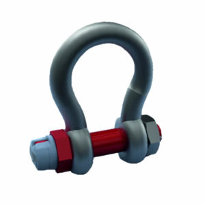 SLC24 Bow Type Wireless Load Shackle