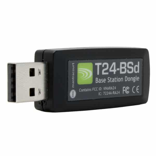 T24-BSd wireless USB dongle base station